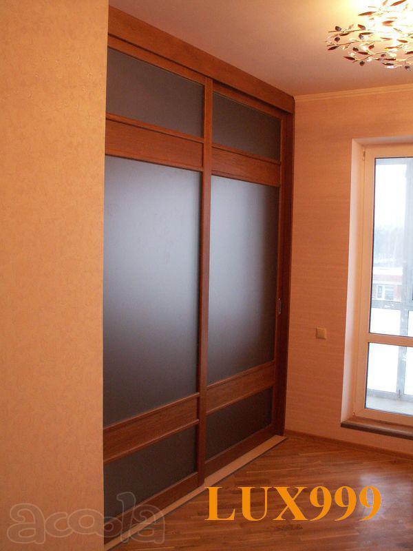 Изготовление встроенных шкафов.