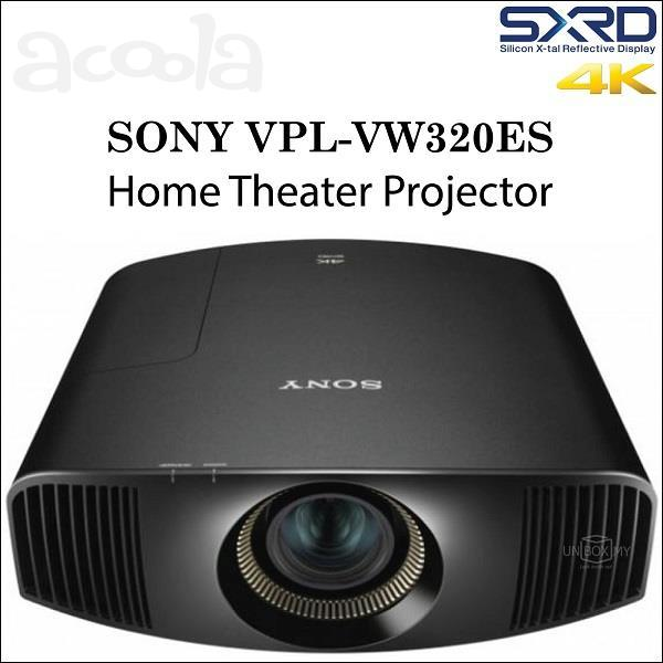 4K проектор Sony VPL-VW320ES 3D (made in Japan)