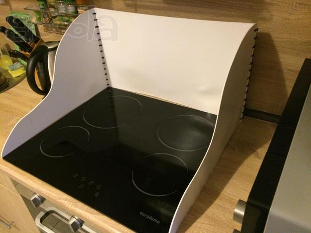 Защитный экран на кухню своими руками 17